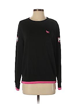 Victoria's Secret Pink Sweatshirt Size S (Petite)