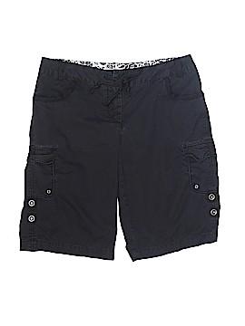 White House Black Market Cargo Shorts Size 6