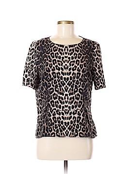 Gerard Darel Short Sleeve Blouse Size 8 (40)