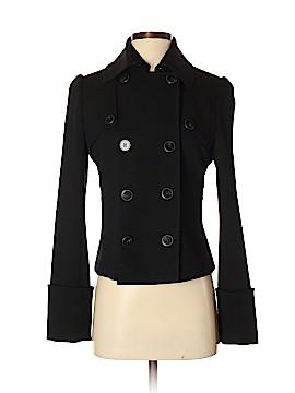 Diane von Furstenberg Wool Coat Size 5