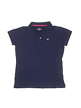 Vineyard Vines Short Sleeve Polo Size 10 - 12
