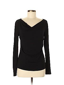 Adrienne Vittadini Long Sleeve Top Size M