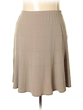 Simonton Says Casual Skirt Size 2X (Plus)