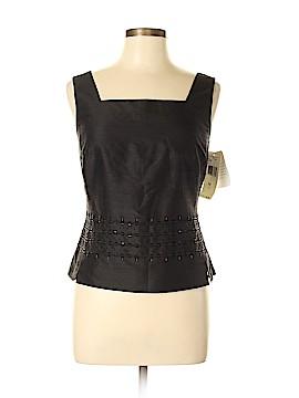 Jones Wear Sleeveless Silk Top Size 10