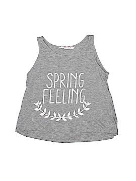 H&M Sleeveless T-Shirt Size 8-10Y
