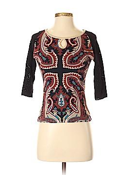 Custo Barcelona 3/4 Sleeve Top Size S
