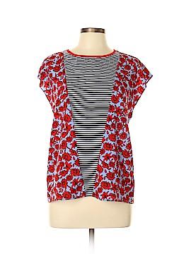 Dalia Short Sleeve Blouse Size XL