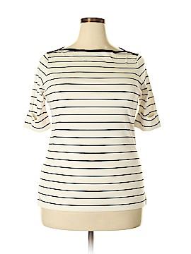 Lauren Jeans Co. Short Sleeve Top Size 1X (Plus)