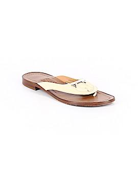 Salvatore Ferragamo Flip Flops Size 8