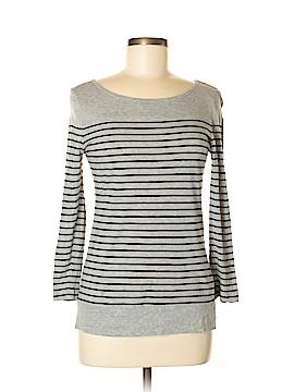 Joan Vass 3/4 Sleeve T-Shirt Size M