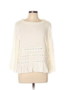 Gianni Bini 3/4 Sleeve Top Size L