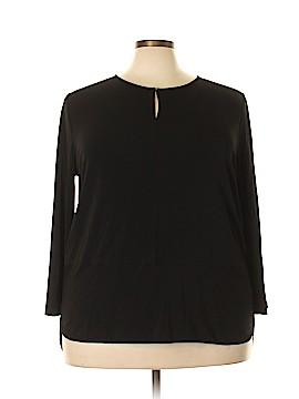 Ralph Lauren Long Sleeve Top Size 3X (Plus)