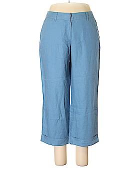 J.jill Linen Pants Size 12