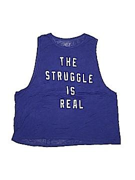 Freeze Sleeveless T-Shirt Size XL