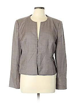 BOSS by HUGO BOSS Wool Blazer Size 16 (UK)