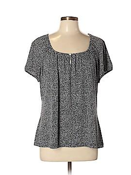 Liz & Co Sleeveless Top Size XL