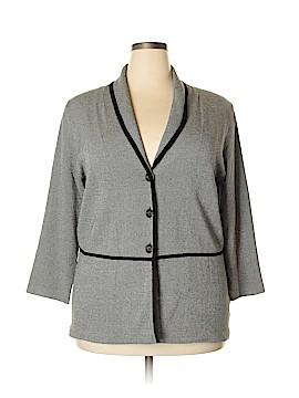 Jones New York Collection Blazer Size 1X (Plus)