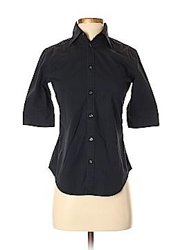 Ralph by Ralph Lauren Short Sleeve Button-Down Shirt Size 4