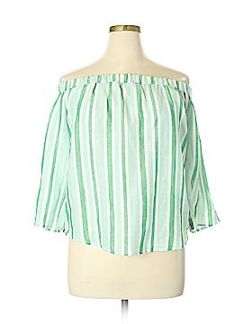 M&S Long Sleeve Blouse Size 12 (UK)
