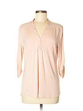Calvin Klein 3/4 Sleeve Blouse Size M