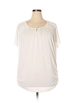 Lena Short Sleeve Blouse Size 22 (Plus)