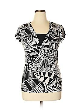 JKLA Short Sleeve Top Size XL