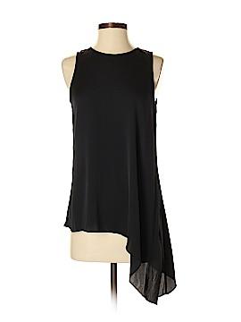 Trina Turk Sleeveless Silk Top Size S