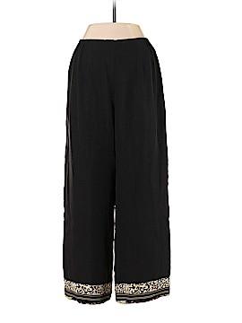 Citron Silk Pants Size S