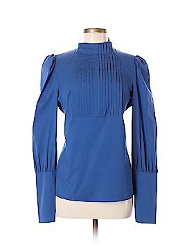 La Via 18 Long Sleeve Blouse Size 44 (IT)