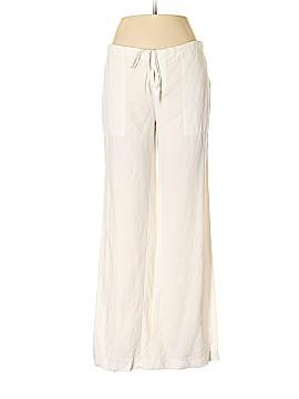 CAbi Linen Pants Size S