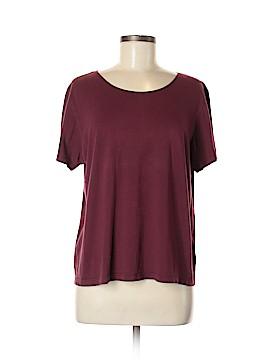 Flax Short Sleeve T-Shirt Size 10 (M)