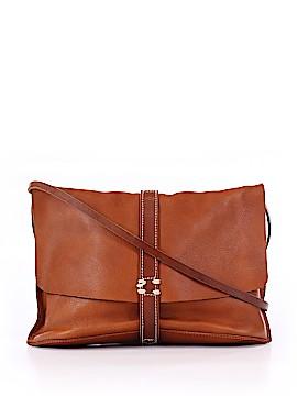 Holding Horses Leather Crossbody Bag One Size