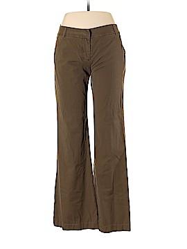J. Crew Factory Store Khakis Size 8S