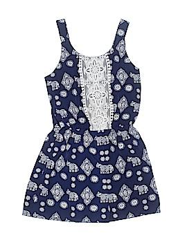 Lily Bleu Romper Size 8
