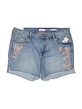 Jessica Simpson Denim Shorts Size 16