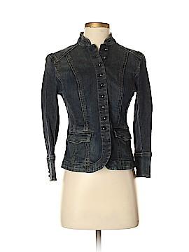 Ann Taylor Denim Jacket Size 2