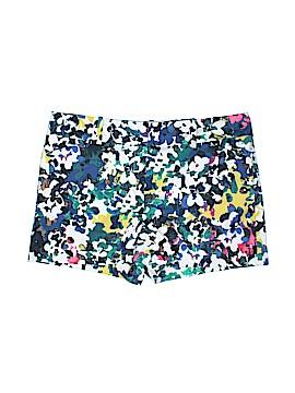 Ann Taylor Factory Khaki Shorts Size 16