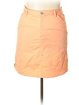 Faded Glory Denim Skirt Size 18 (Plus)