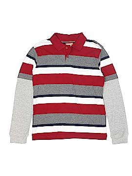 Wrangler Jeans Co Long Sleeve Polo Size 14 - 16