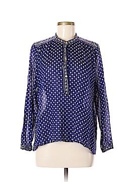 Étoile Isabel Marant Long Sleeve Button-Down Shirt Size 40 (FR)