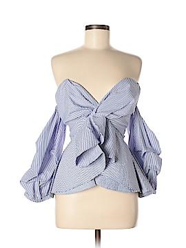 Gracia 3/4 Sleeve Blouse Size M