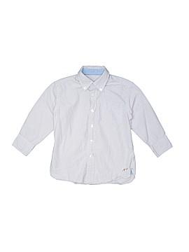 Crewcuts Long Sleeve Button-Down Shirt Size S (Kids)