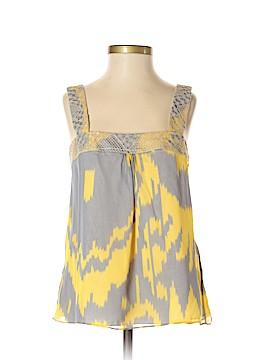 Jenni Kayne Sleeveless Silk Top Size S