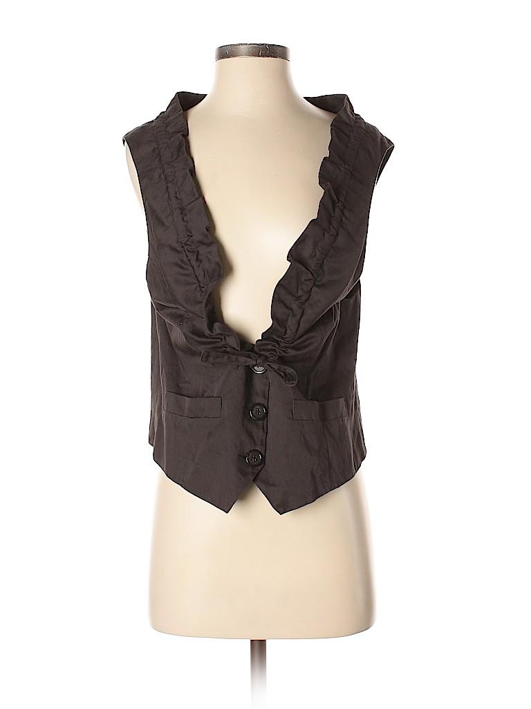Robert Rodriguez Women Vest Size 8