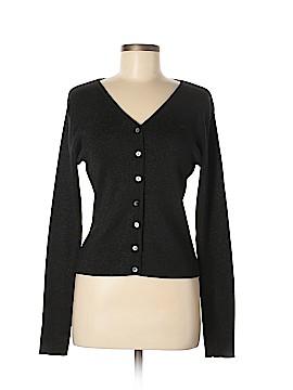 Joseph A. Silk Cardigan Size L