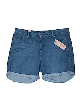 Levi's Denim Shorts Size 20 (Plus)