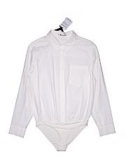 T by Alexander Wang Long Sleeve Button-down Shirt