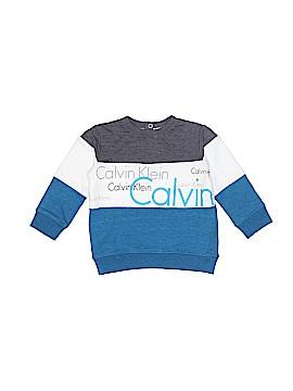 Calvin Klein Sweatshirt Size 12 mo