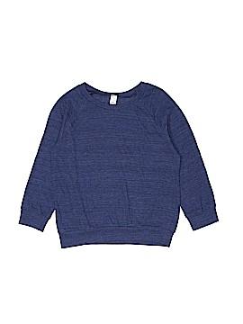 American Apparel Long Sleeve T-Shirt Size 6