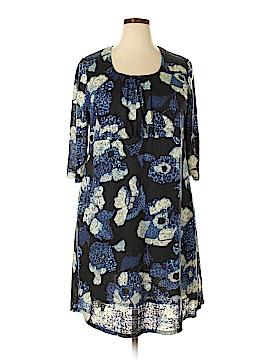 Cj Banks Casual Dress Size 1X (Plus)